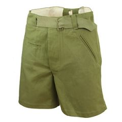WW2 German Army DAK Shorts