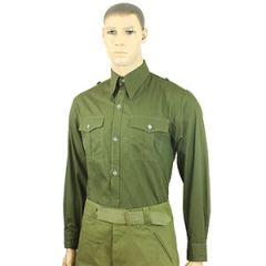 WW2 German Army DAK Shirt Thumbnail