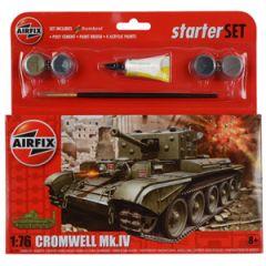 Airfix Cromwell Cruiser Starter Set