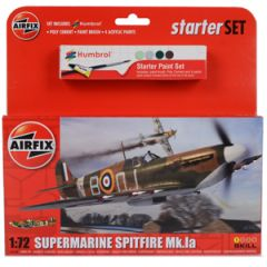 Airfix Spitfire Mk I Starter Set