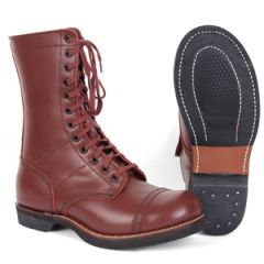 American Paratrooper Leather Boots Thumbnail