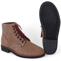 WW2 American Rough Out Ankle Boots
