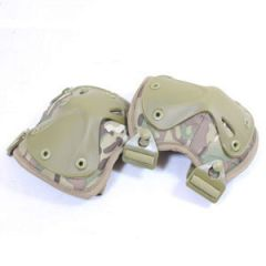 Angled Knee Pads - Multitarn Thumbnail