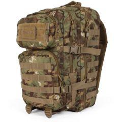 Arid Woodland Camo MOLLE Assault Pack - Large size
