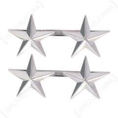 US Army Miniature Major General Stars