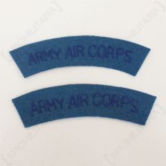 Army Air Corps - Imperfect Front