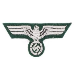 Army EM Cap Eagle Thumbnail