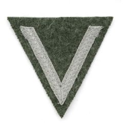 Army Gefreiter - Silver Tresse on Field grey Thumbnail