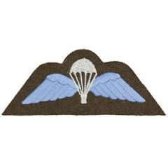 WW2 British Army Paratrooper Wings Thumbnail