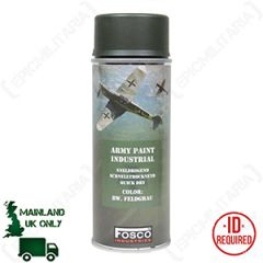 Army Spray Paint - Field Grey - Thumbnail