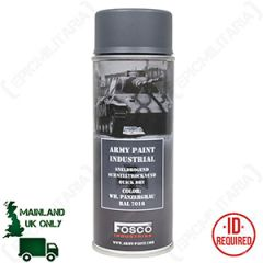 Army Spray Paint - Panzer Grey - Thumbnail