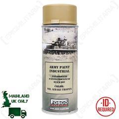Army Spray Paint - Tropical Khaki - Thumbnail