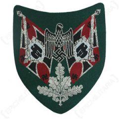 Army Standard Bearer Shield - Specialist Troops - Thumbnail