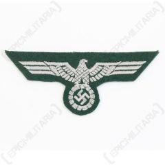Army Tunic Eagle Dark Green