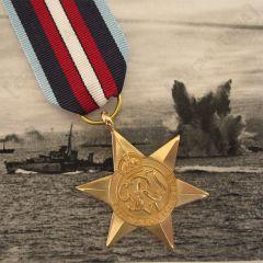 WW2 British ARCTIC STAR Medal