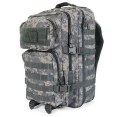 AT Digital Camo  MOLLE Assault Pack - Large size