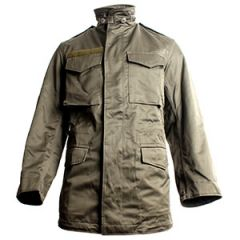 Original Austrian Olive Drab Field Jacket thumbnail