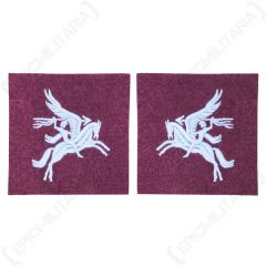 WW2 British Pegasus Patches