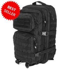 Black MOLLE Assault Pack - Large size Thumbnail
