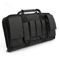 Black Tactical Pistol Case - Large - Thumbnail
