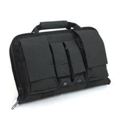 Black Tactical Pistol Case - Small - Thumbnail