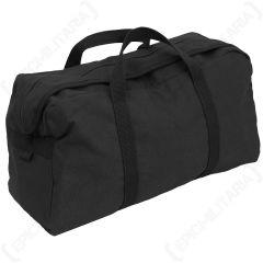 Large Black US Army Tool Bag