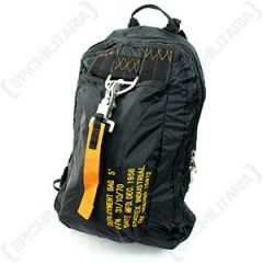 Black Para Backpack Thumbnail