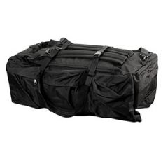 98 Litre Combat Duffle Bag - Black