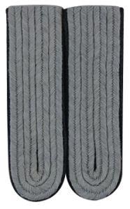 Waffen-SS Pioneer Officer Ustuf.-Hstuf. (Black piped)