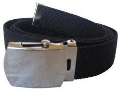 Black Trouser Belt