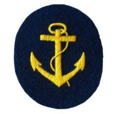 Kriegsmarine Boatswain NCO Trade Badge