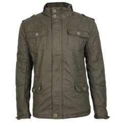 Brandit Britannia Winter Jacket - Olive