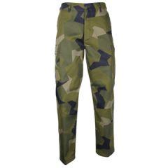 Brandit Swedish Camo Ranger Trousers