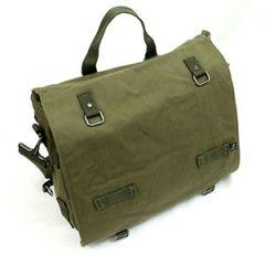 Brandit LARGE Canvas Bag - Olive Green Thumbnail