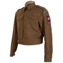 "British 40 Pattern Parachute Regiment Tunic - 44"""