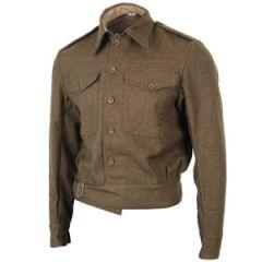 British Army 40 Pattern Tunic Thumbnail