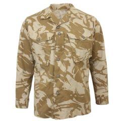 British Desert DPM camo Field Shirts thumb