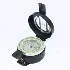 British Lensatic Metal Compass Thumbnail