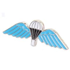 British Parachute Wings Pin Badge Thumbnail