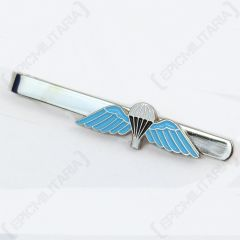 British Parachute Wings Tie Pin