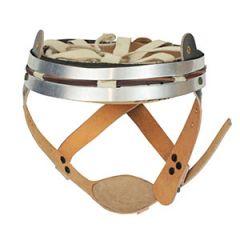 WW2 British Paratrooper Helmet Liner Thumbnail