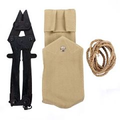 British Wire Cutters with Pouch thumbnail