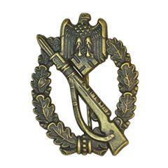 WW2 German Infantry Assault badge - Bronze