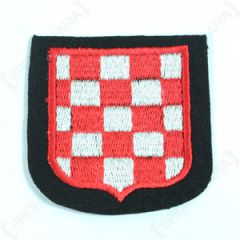 Chequered - Croatian Volunteers - Imperfect Thumbnail