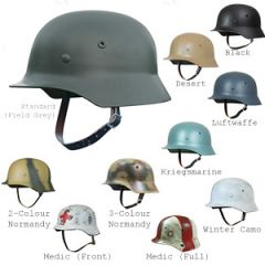 German M40 Helmet Designs