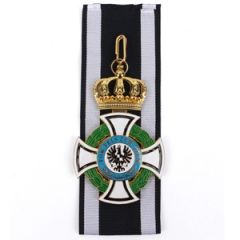 Commander of the Royal House Order of Hohenzollern Thumbnail