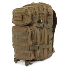 Coyote Camo MOLLE Assault Pack - Regular size