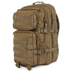 Coyote Camo MOLLE Assault Pack - Large Size