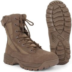 Coyote Tactical Army Boots - 2 Zips Thumbnail