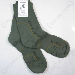 Czech Army Cushioned Thermal Socks